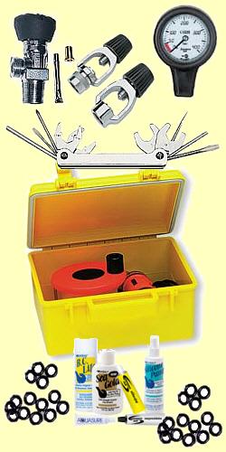 Padi Equipment Kurs
